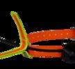 Reflexflärp för GPS-halsband 2-pack