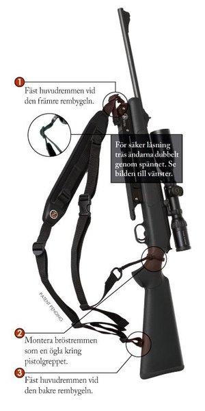 Pro Stalker Vapenrem