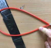 Vajer Antenn till T5, Dc50,40,30 för max räckvidd